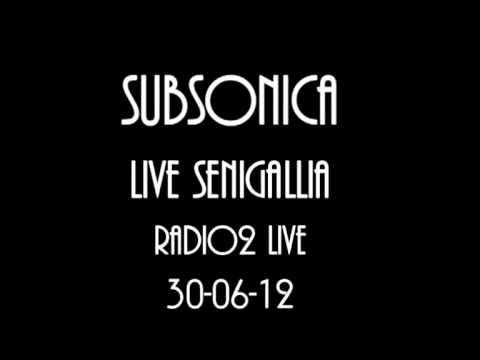 SubsOnica live@Senigallia - DEPRE (10/17) - Cataraduno Radio2 - 30/06/12