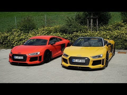 Drive it your way - ABT Audi R8 | ABT Sportsline