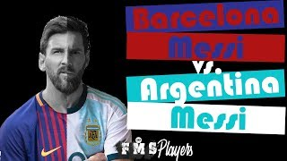 The Two Lionel Messis | Has Messi Failed With Argentina? | A Tale of Two Messis | Copa America 2019