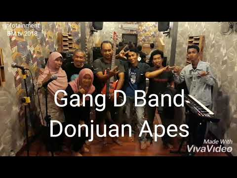 Donjuan Apes By Gang D Band