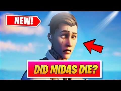 What Happened To Midas (Is Midas Dead?) What Happened To Agency? Fortnite Season 3 Theory Explained