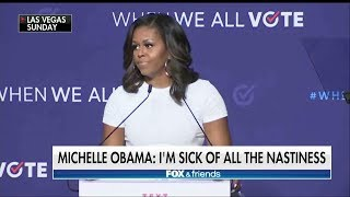 Tomi Lahren to Michelle Obama: 'By What Measure' Was Your Husband a Better President?