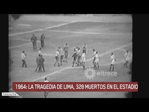La tragedia de Lima de 1964: 328 muertos en un estadio de fútbol