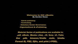 May iGO eBooks® Be With You!