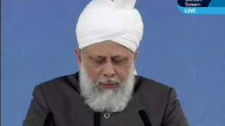 Ahmadiyya Khalifa about Internet and Tabligh 6/6