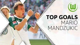 Die 5 besten Kopfballtore von Mario Mandzukic   VfL Wolfsburg