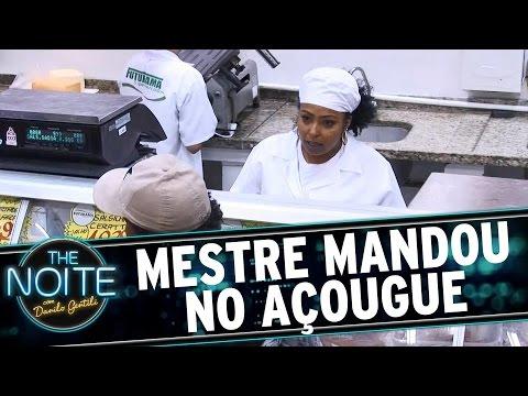 The Noite (05/10/15) - Mestre Mandou No Açougue