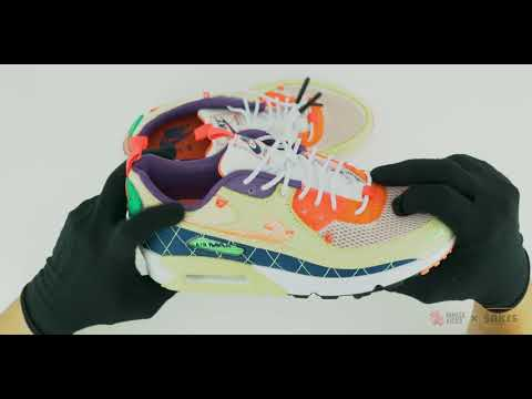 Nike Air Max 90 Trail Multi FIRST look and EXCLUSIVE unboxing
