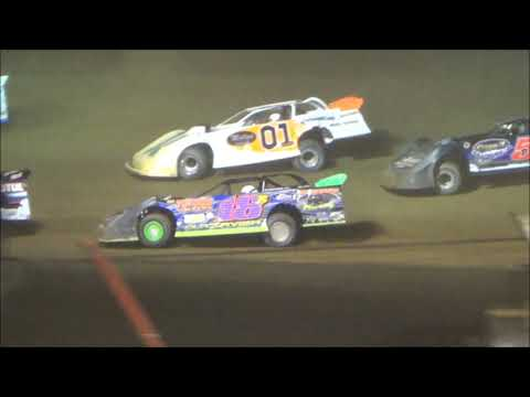 Dog Hollow Speedway Sept 3 2017 Feature Race