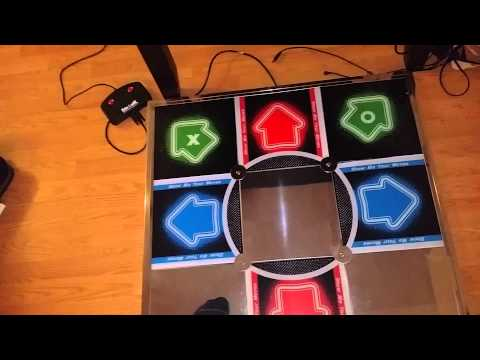 how to change control stepmania 5