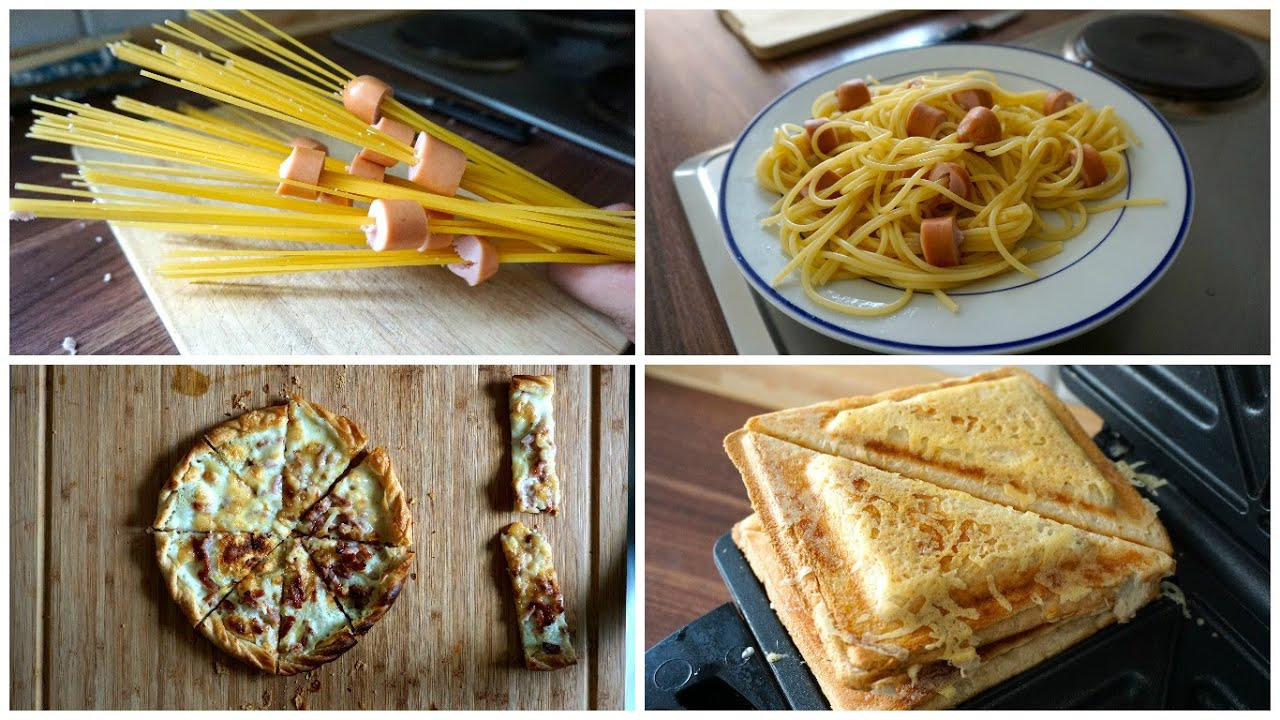 5 easy food hacks for students youtube 5 easy food hacks for students forumfinder Gallery