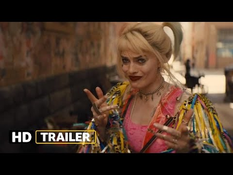 Birds Of Prey And The Fantabulous Emancipation Of One Harley Quinn 2020 Official Trailer Youtube