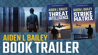 Threat Intelligence and Strike Matrix Book Trailer