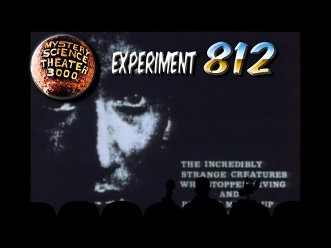 MST3K~S08E12 - (HD) The Incredibly Strange Creatures Who Stopped Living and Became Mixed-Up Zombies