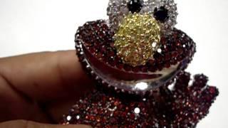 Mr Chris Da Jeweler Custom Lab Diamond Elmo Charm