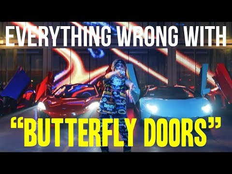 """Everything Wrong With Lil Pump - """"Butterfly Doors"""""""