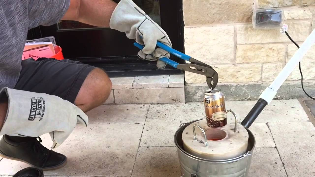 coffee can forge