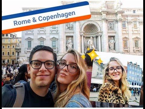 Europe Travel Diary - 2017 (Rome, Positano & Copenhagen)