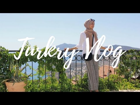 TRAVEL WITH ME: TURKEY | AAISH (PART 1)