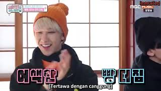 [INDOSUB] Seventeen - One Fine Day in Japan Ep. 6