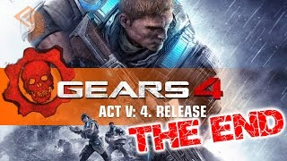 gears of war 4 campaign gameplay walkthrough act 5 chapter 4 release