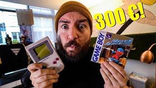 DAS teuerste GAMEBOY Spiel gekauft?!