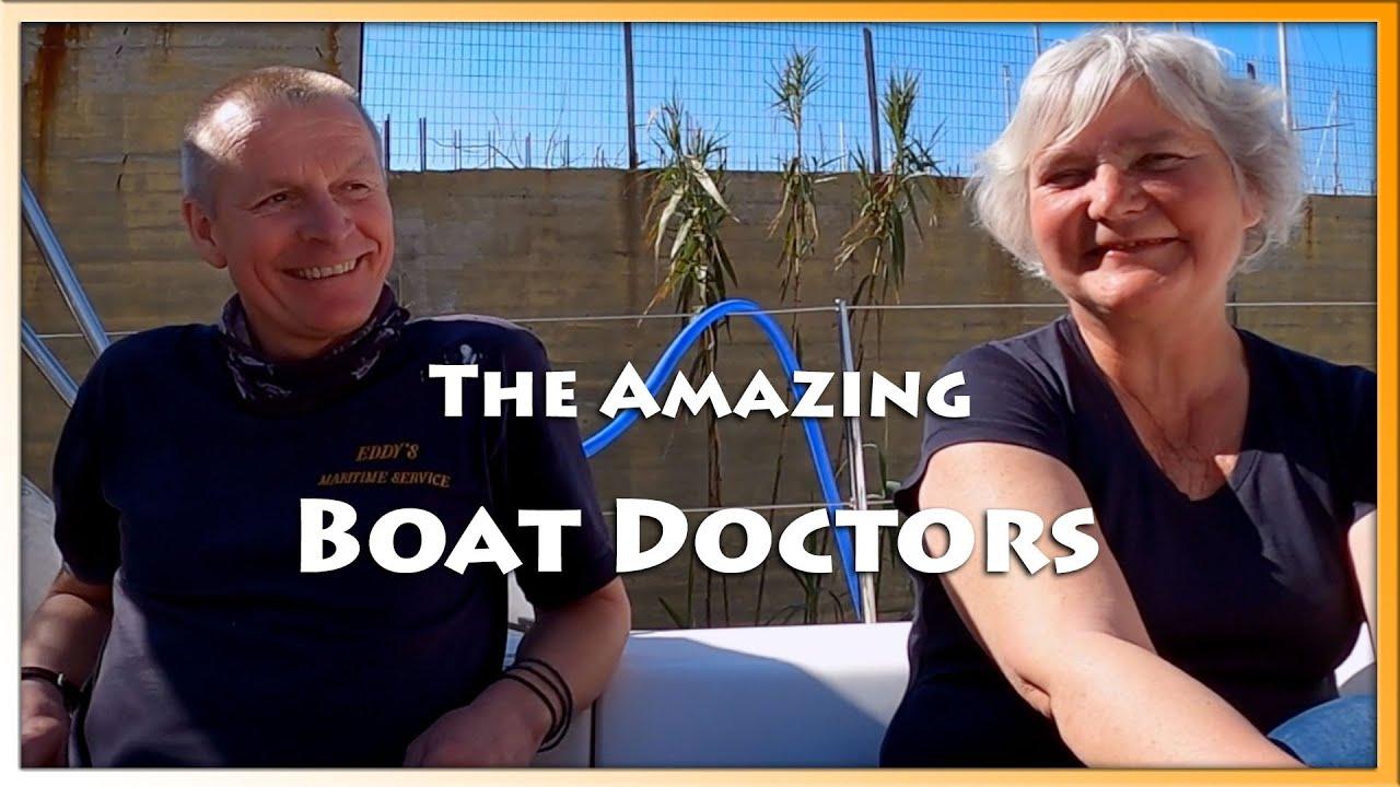 Eddy & Hilde, the Amazing Boat Doctors - Sail Mermaid - S3 E24