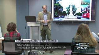 Lectures in History: Cultural Heritage & Confederate Monuments