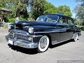 Rare Original 1950 DeSoto Custom for Sale w/ Only 5,861 Miles!