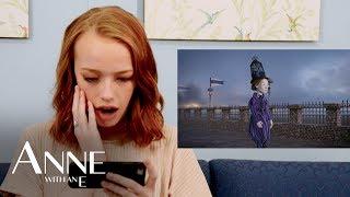 Amybeth Reacts | Anne with an E: Season 2