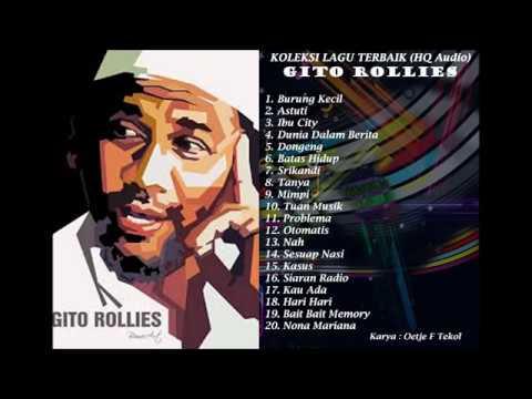 Gito Rollies | Kumpulan Lagu Terbaik | Terpopular dari Gito Rollies (Best Audio)