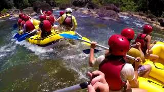 Tully River White Water Rafting, Cairns, Queensland
