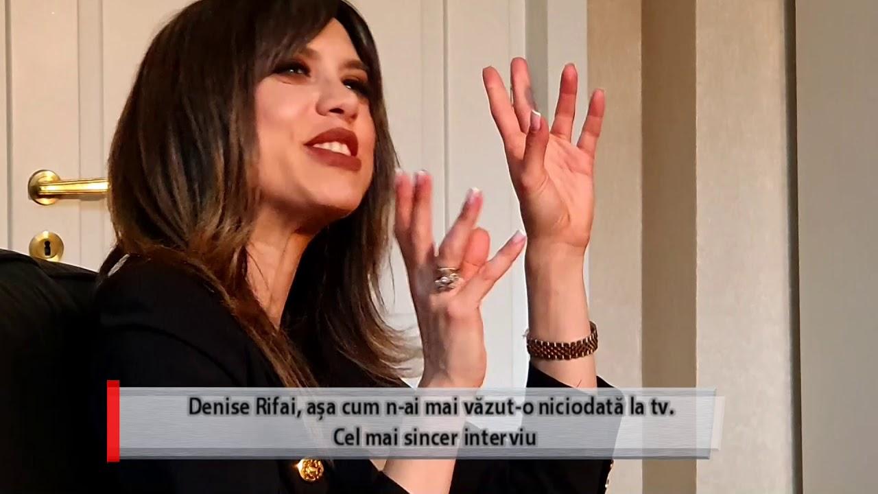 Denise Rifai, asa cum n-ai mai vazut-o niciodata la TV! Cel mai sincer interviu!
