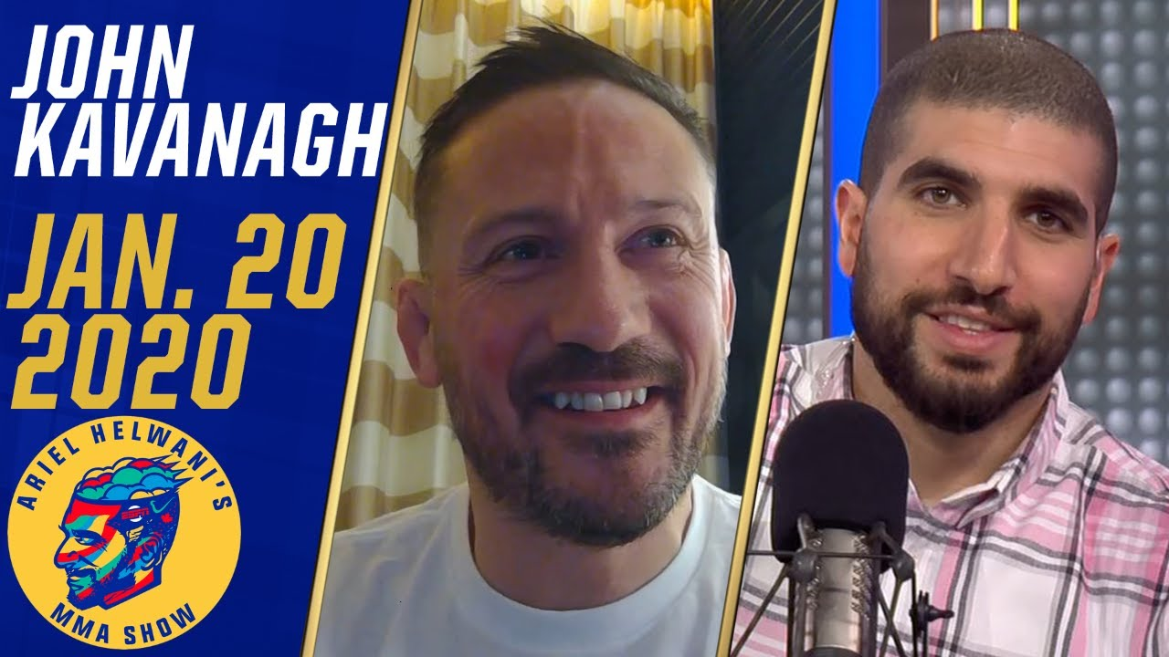 John Kavanagh prefers Conor McGregor to keep fighting at 170 pounds | Ariel Helwani's MMA Show