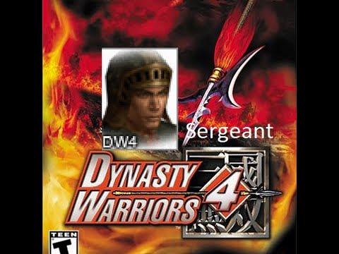 Dynasty Warriors 4 Hyper: Sergeant Gameplay