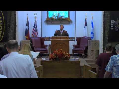 Sunday Evening Service 9-24-2017
