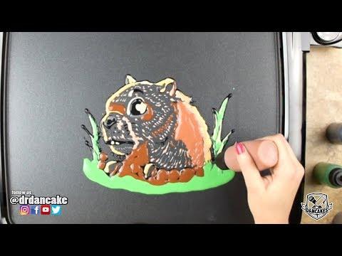 Groundhog Pancake (GROUNDHOG DAY)