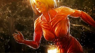 ATTACK ON TITAN 2 Extended Gameplay Trailer (2018) PS4 / Xbox One / Switch / PC