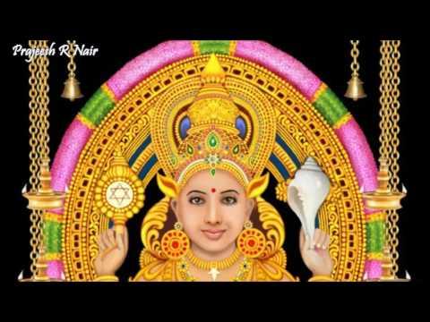 Namo Namasree Bhadre Devi...! Chottanikkara Amma Sthuthikal. (Prajeesh)
