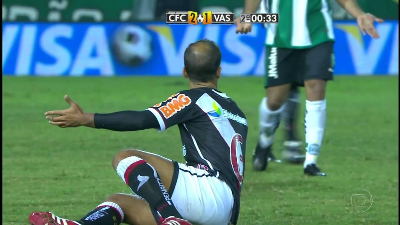 5ffb02c11f Jogo Completo Copa do Brasil 2011 - Coritiba 3x2 Vasco - YouTube