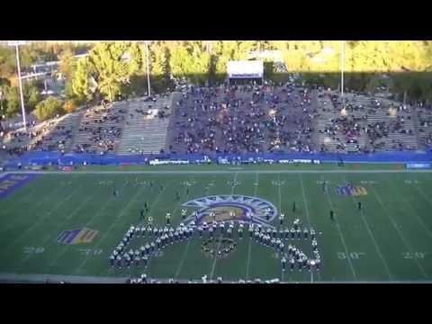 San Jose State University Marching Band - November 1, 2014