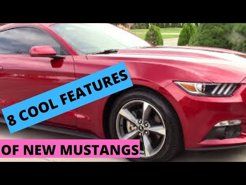 8 Cool Features 2017-2019 Mustang You May Not Know