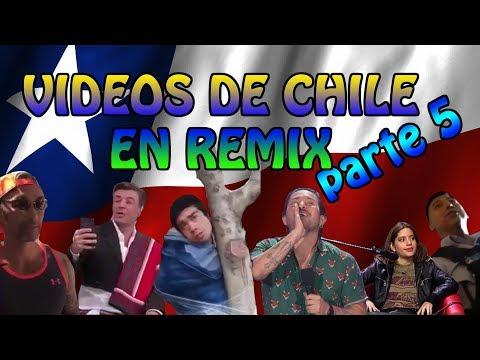 All Chile In Remix 5/ Videos de Chile Parte 5 [Remix Autotune]