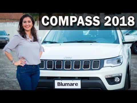 Jeep Compass Longitude Diesel 2018 em Detalhes