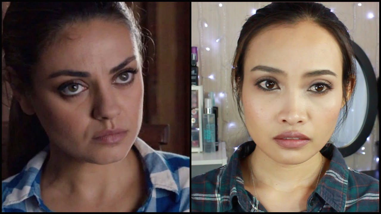how to look like mila kunis youtube