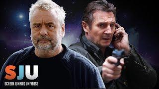 "Liam Neeson ALMOST Not In ""Taken"" (Luc Besson Valerian Interview) - SJU"