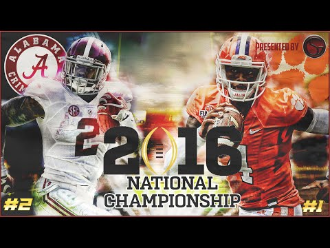 ncaa 16 2015 national football championship