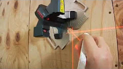 Bosch GTL3 Tile Layout Laser