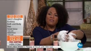 HSN | Carol's Daughter Holiday Beauty 11.11.2016 - 05 AM