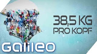 Das große Plastik-Experiment - Wer hat mehr Plastik im Körper? | Galileo | ProSieben